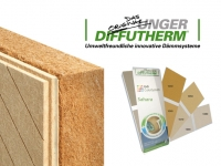 Unger Diffutherm Holzfasersystem