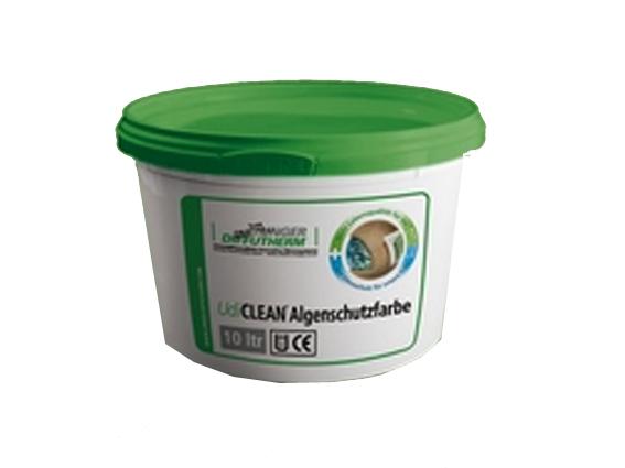 udiclean algenschutzfarbe wei 15 liter eimer heim baustoffe. Black Bedroom Furniture Sets. Home Design Ideas