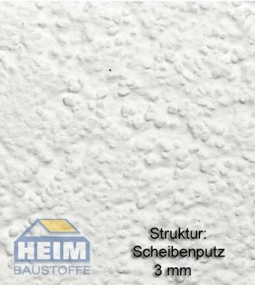 mineralischer edelputz wei 3 mm 30 kg sack heim baustoffe. Black Bedroom Furniture Sets. Home Design Ideas