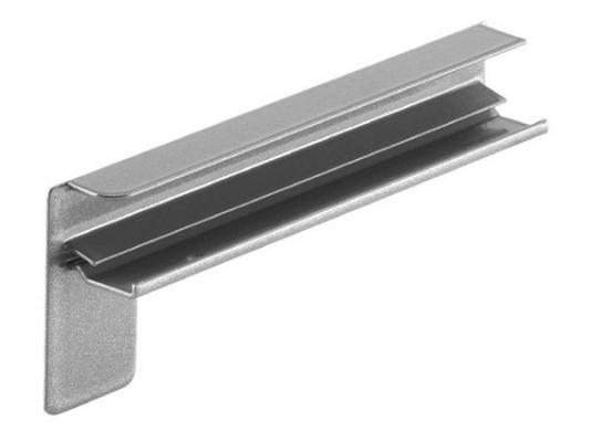 Fensterbank Putz Seitenteile 70 mm in Silber